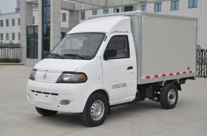 EEC Approved Box Type Electric Truck pictures & photos