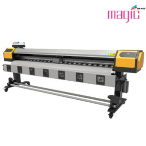 Mcjet Direct Sublimation Textile Printing Machine with 2 Printheads of Epson 5113 for T-Shirt pictures & photos