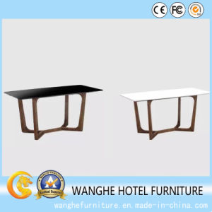Hotel Bedroom Walnut Solid Wood Conference Table pictures & photos