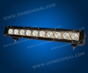 Truck Front and Back LED Bar Light (SC10-10 100W) pictures & photos