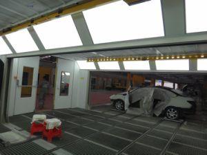 Quick Repair Auto Painting Line pictures & photos