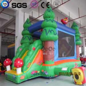 2016 New Jungle Themed Indoor Playground Equipment for Age 3-12 Meeting EU Standards pictures & photos
