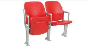 Merit-Ii Fixed Seating Arena Seat for Basketball Softball Entertainment Sports Games