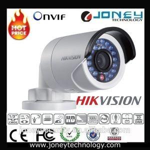 3 Megapixel Low Light Network Camera, 3MP IR Bullet Hikvision IP Camera pictures & photos