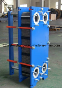 Plate Heat Exchanger for Water Cooling (equal M6B/M6M)