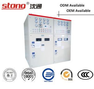 TBB-10 Middle-Voltage Full Automatic Capacitance Compensation Switchgear pictures & photos