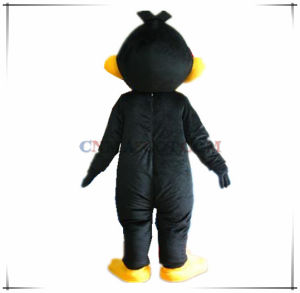 Cool Designed Black Duck Mascot Fancy Dress Costume pictures & photos