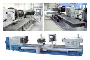 Heavy Duty CNC Roll Turing Lathe