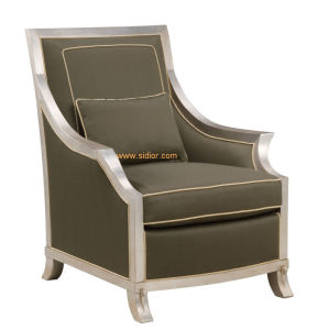 (Cl-2241 Antique Hotel Restaurant Room Furniture Wooden Leisure Arm Chair pictures & photos