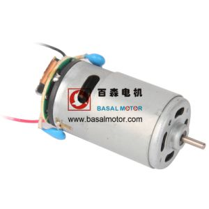 DC Motor RS5512 EMC Used in Juice Extractor & Blender pictures & photos