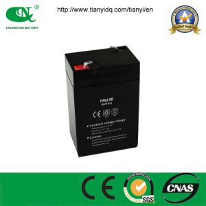 Sealed Lead Acid Battery 6V4ah Electronic Scale Battery