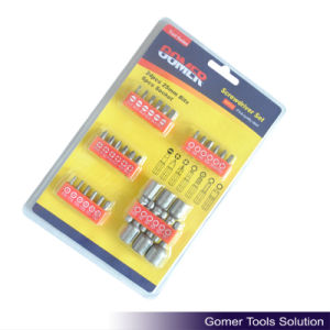 30PCS Ratchet Screwdriver Bits & Sockets (T02349) pictures & photos