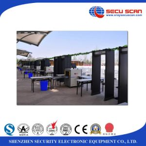 X-ray Scanners for Screening Luggage, Handbag in Logistic Warehouse pictures & photos