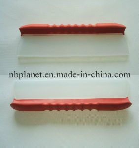 Soft TPR Handle Silicone Water Blade Window Wiper pictures & photos