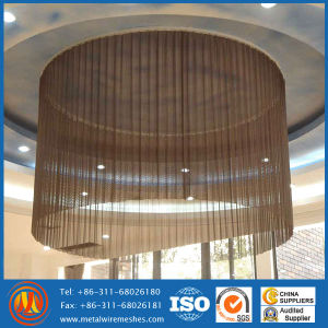 Wire Mesh Curtain / Decorative Mesh Curtain / Wire Mesh for Ceiling Decoration (MC-D)