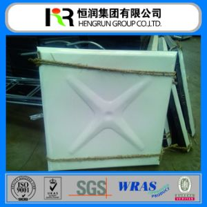 GRP SMC Sectional Fiberglass Water Storage Tank/FRP Sectional Panels Tank pictures & photos