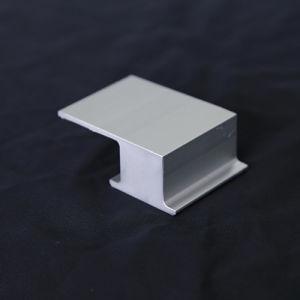 Aluminum Alloy Nonhollow Profile Section OEM Factory