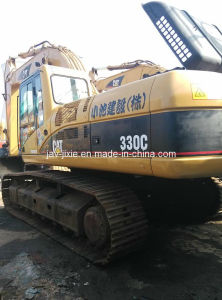 Used Caterpillar Crawler Excavator/80% New Secondhand Excavator (330C)