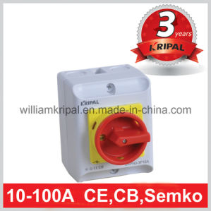IP65 Enclosed Isolator Switch pictures & photos