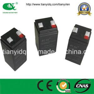 4V4ah Lead Acid AGM Sealed Lead Acid VRLA UPS Battery