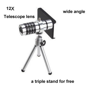 12X Telescope Lens for Samsung Galaxy S4