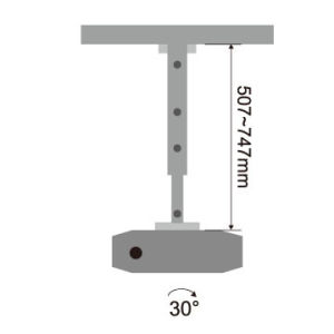LCD Projector Mount pictures & photos