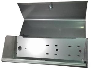 OEM Welding Parts Sheet Metal pictures & photos