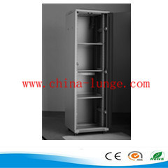Standing Server Rack, Network Cabinet, Server Rack with Arc Wave Perforated Door pictures & photos