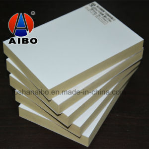 India Market WPC Foam Board for Furniture Making pictures & photos