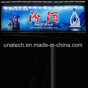 Solar Outdoor Advertising Billboard LED Streamlined Floodlight pictures & photos