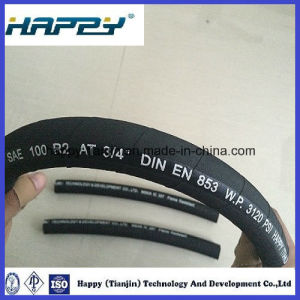 "Hydraulic Hose Pipe with SAE100 R2 at/ 2sn Dn 1"" pictures & photos"