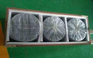 Silicon Carbide DPF S IC Diesel Particulate Filter as Catalytic Converter pictures & photos