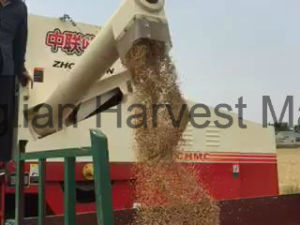 Paddy Wheat Combine Farm Harvesting Machinery pictures & photos