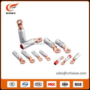 Cal-a Al Cu 70mm2 Aluminum Copper Welding Bimetal Cable Lugs pictures & photos