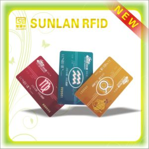 RFID PVC Smart Card with Laser Number pictures & photos