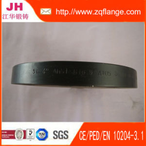 ASME B16.5 Weld Neck Carbon Steel Pipe Flange with Holes pictures & photos