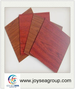 Both Sides Wood Grain Melamine Chipboard pictures & photos