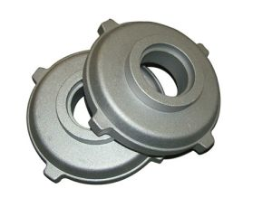Aluminum Casting Electromotor End Closure/Cap/Cover pictures & photos