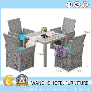 Good Quality and Low Price Rattan Sofa Furniture Set pictures & photos