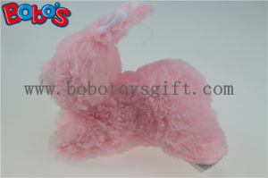 "Lovely 7"" Pink Rabbit Children Gift Good Partner Good Quality Fabric Size Can Be Customized Bos2016-07/7"" pictures & photos"