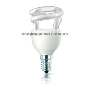 5W T2 Half Spiral Energy Saving Bulb