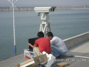 5km City Surveillance Network Infrared Laser PTZ Camera pictures & photos