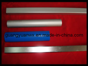 Aluminum Machining Tubing 6063 T5 Powder Coat pictures & photos