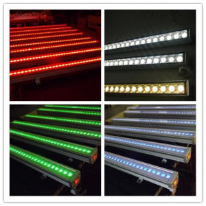 100cm 36*3W RGB 3in1 LED Wall Washer Light pictures & photos