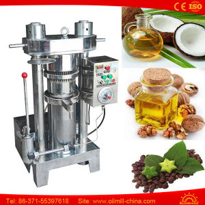 Sesame Almond Coffee Cocoa Bean Olive Oil Extraction Machine pictures & photos