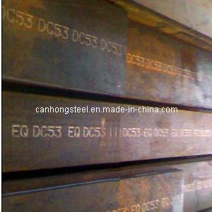 DC53/K340 Hot Rolled Cold Work Steel Flat/ Mould Steel