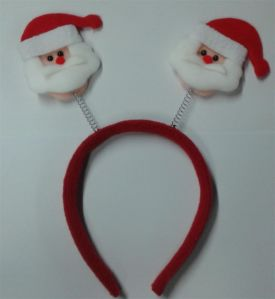 Promotion Gift for Christmas Head Hoop, Christmas Hoop (PF03001) pictures & photos