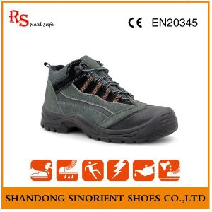Steel Toe Delta Safety Shoes for Women RS154 pictures & photos