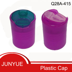 (Q28A-415A) 28/415 See Throuht Color Plastic Bottle Cover pictures & photos