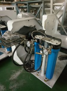 Waterjet Cutting Machine Yuanhong Waterjet Punm Intensifier Pump pictures & photos